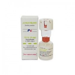 Somatrope Pharm Chemical 1 vial [1x15IU]