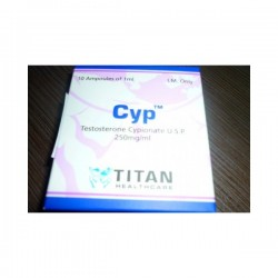 Cyp - Testosterone Cypionate 250 mg / 1 ml