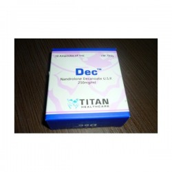Dec - Nandrolone Decanoate USP 250 mg / 1 ml