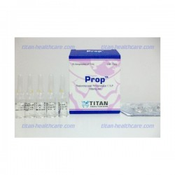 Prop - Testosterone Propionate USP 100 mg / 1 ml