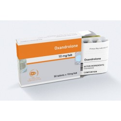 OXANDROLONE 10