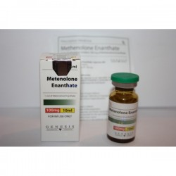 Methenolone Enanthate 100 mg / 1 ml