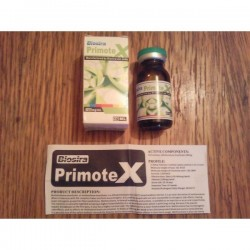 PrimoteX - Methenolone Acetate 100 mg / 1 ml