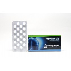 Proviron 25 mg/tab - Sterling Knight