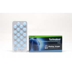 Turinabol 10 mg/tab - Sterling Knight