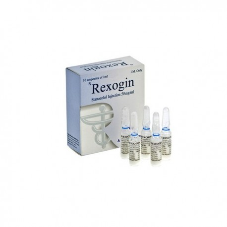 Rexogin Alpha Pharma